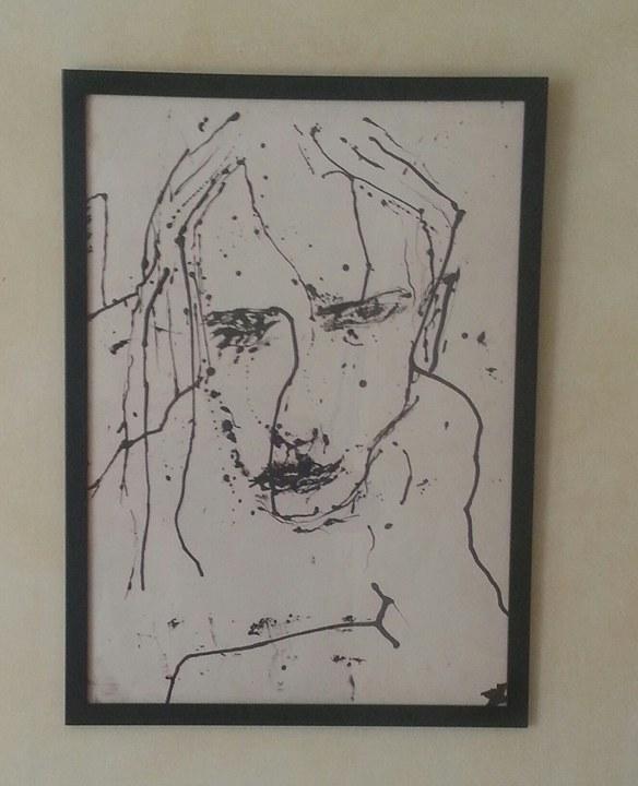 Portrait par Claire Julie