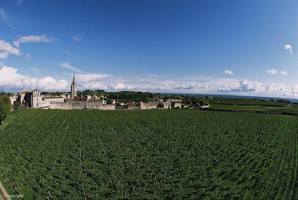 saint emilion site internet chateau saint christophe