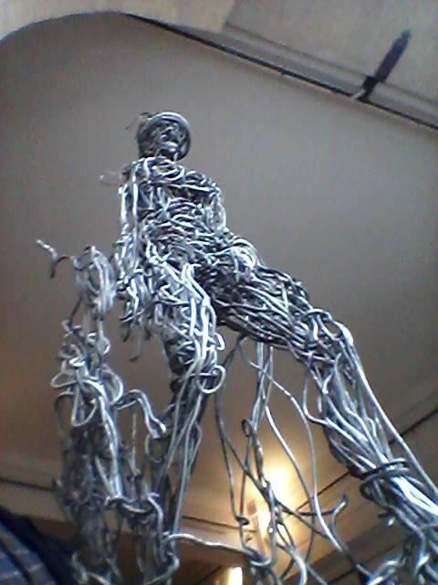 sculpture hermes hubert bourges