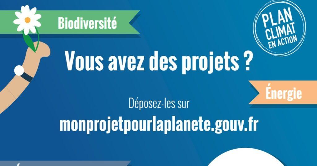 projet pour la planete